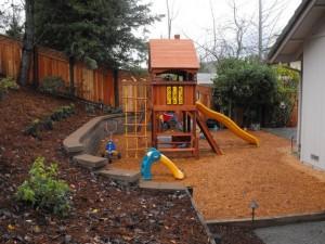 Softscape design in San Francisco landscaping design